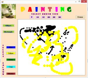 Paint Software C# Source Code