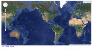 Feed MySql Data into Google Map Source Code