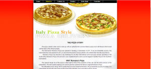 Pizza ordering and franchising System PHP MySql Source Code