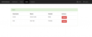Simple Forum System PHP MySql Source Code