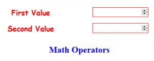 Web Calculator Javascript Source Code