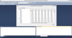 Shell Control List C#.NET Source Code