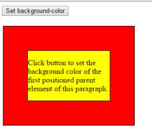 Set Background Color jQuery Source Code