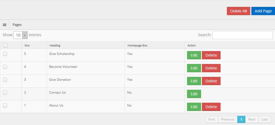 Crowdfunding Laravel Source Code