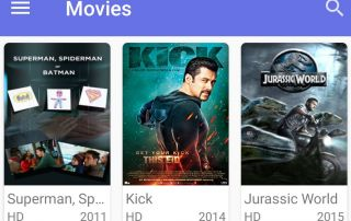Live TV And Movie Portal Android Source Code