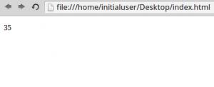 String length Javascript Source Code