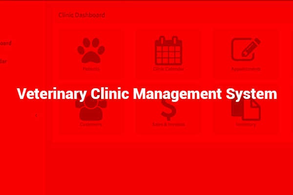 Veterinary Clinic Management System